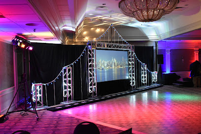Audio visual equipment rental service PSAV - Hilton Hartford