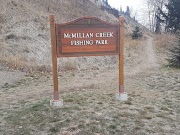Business Reviews Aggregator: McMillan Creek Fishing Park