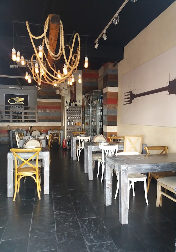 Cocina Urbana Restaurant