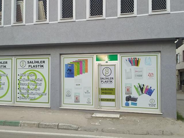 Sali̇hler Ambalaj Plastik San. ve Tic. Ltd.şti.