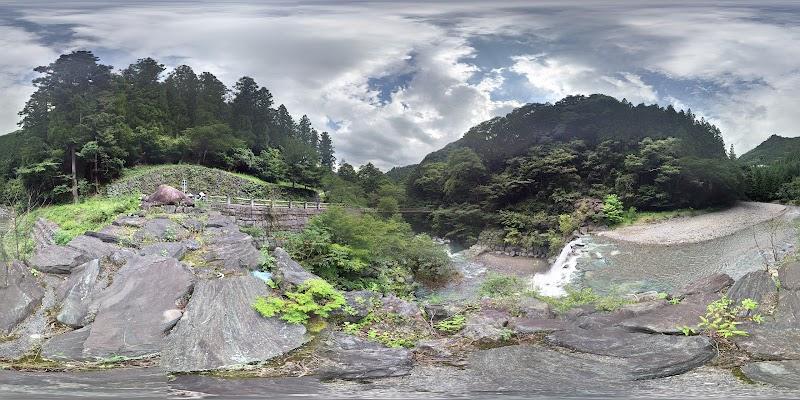 橋倉川第二ダム