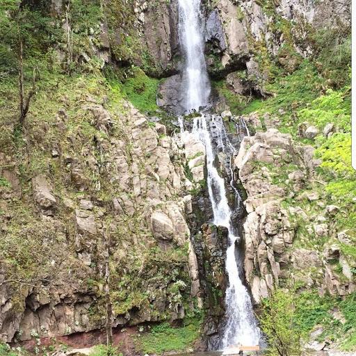 Uzundere Waterfall