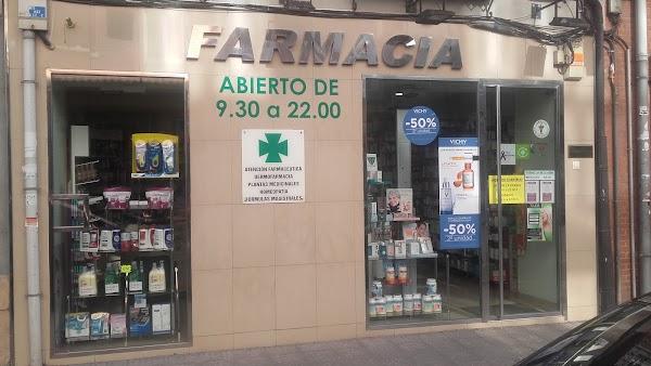 Farmacia Aguilar Santamaría