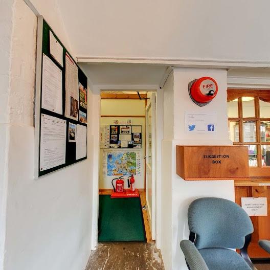 Virtual tour of Marlow Language Centre