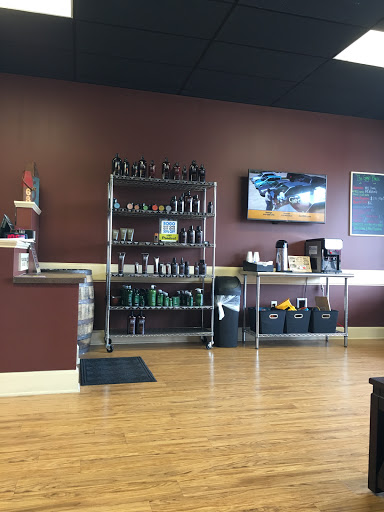 Barber Shop «The Guys Place A Hair Salon for Men», reviews and photos, 3520 Davis Dr, Morrisville, NC 27560, USA
