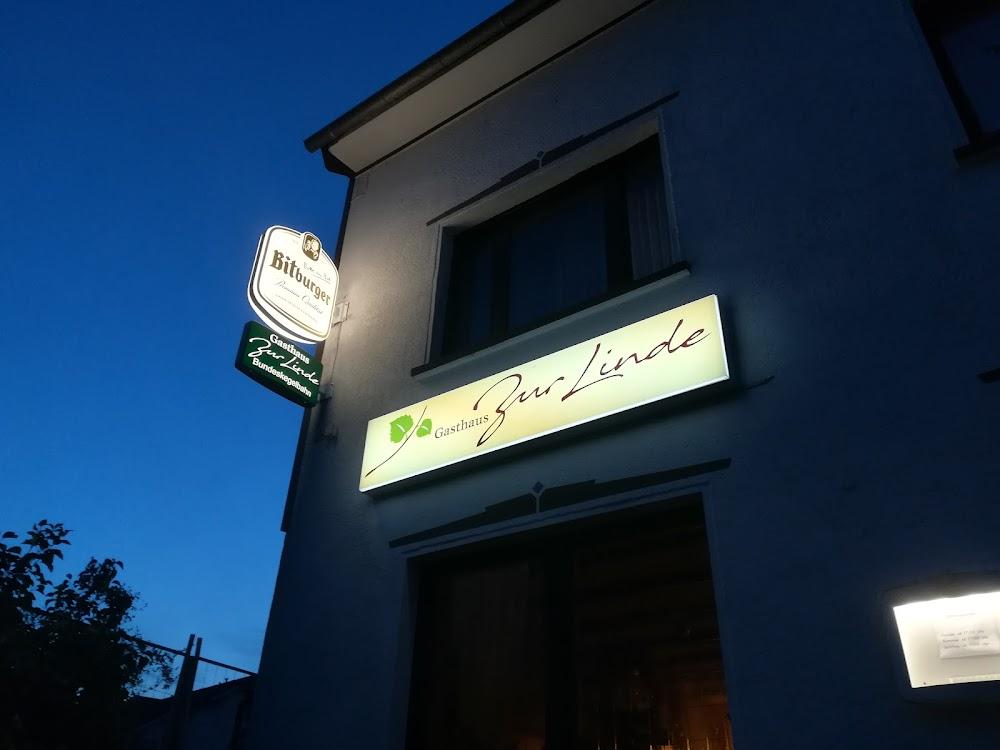 photo du resaurant Gasthaus Zur Linde