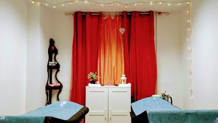 imagen de masajista Masajes Sol i LLuna