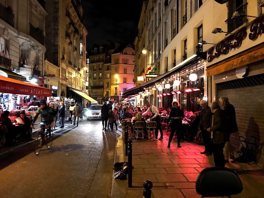 photo du resaurant L'ATLAS - PARIS