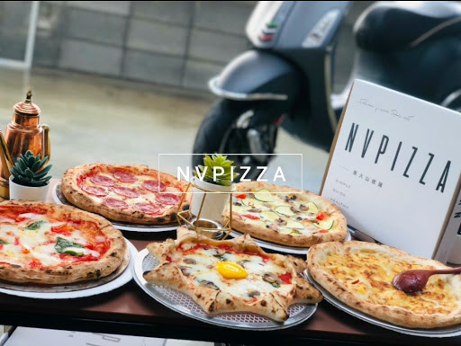 NV PIZZA 黑火山披薩南科新市店/總部