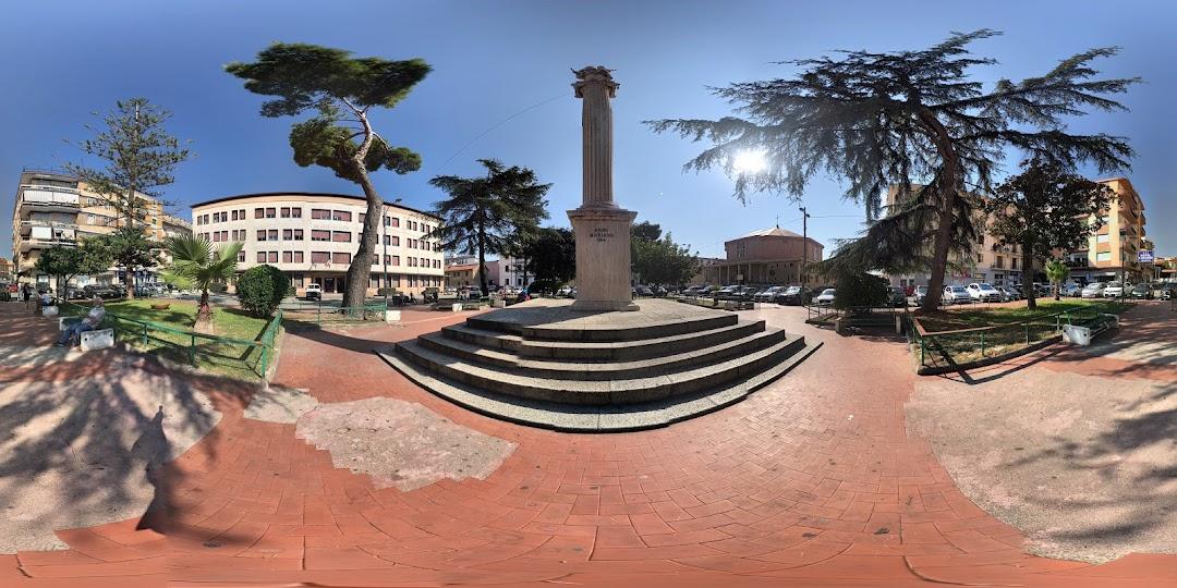 Statua Maria Ausiliatrice