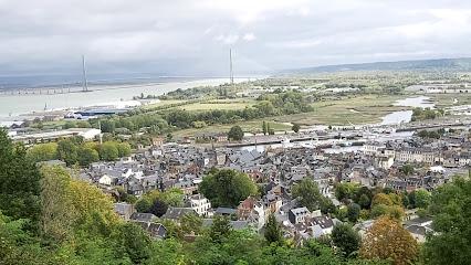 Panorama du Mont-Joli