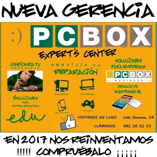 PCBOX Lugo