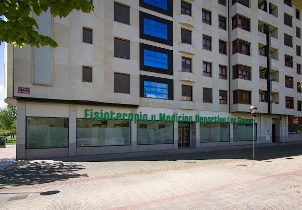 Centro de Fisioterapia Las Gaunas