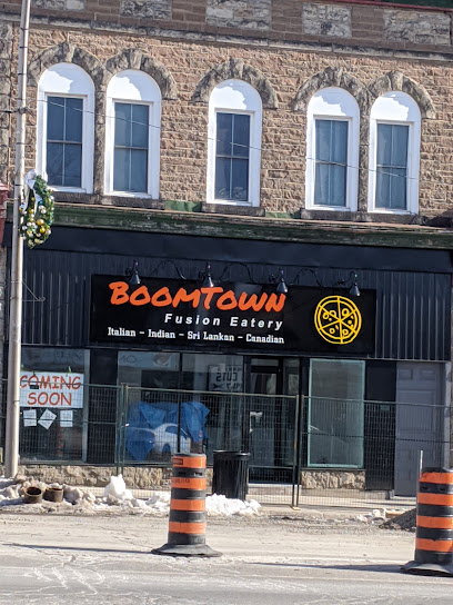 Boomtown Fusion Eatery