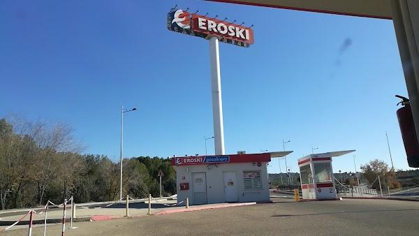 Gasolinera Eroski Centro Comercial Mirador del Tajo