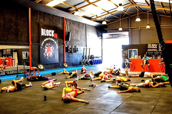 Block HQ Mallorca Fitness Strength Conditioning Cross Training Gym