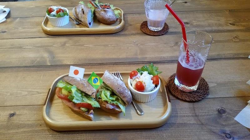 農園カフェ Cafe Jaboticaba