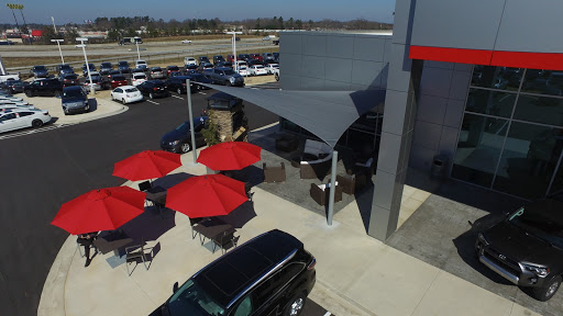 Toyota Dealer «Milton Martin Toyota», Reviews And Photos, 3150 Milton  Martin Toyota Way, Gainesville, ...