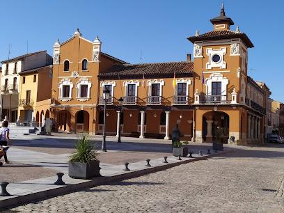 Ayuntamiento de Villalón de Campos