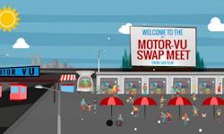 Motor Vu Drive-In Theatre & Swap Meet