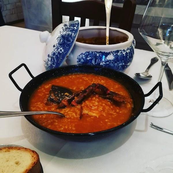 restaurante Arrate