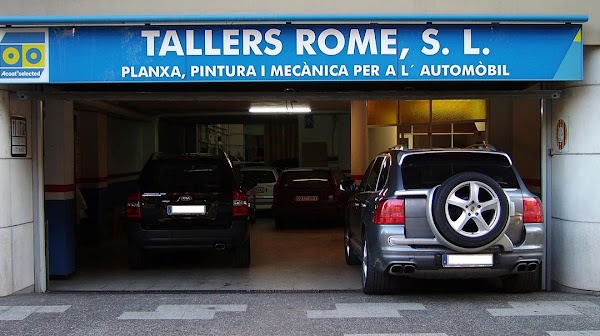 Tallers Rome