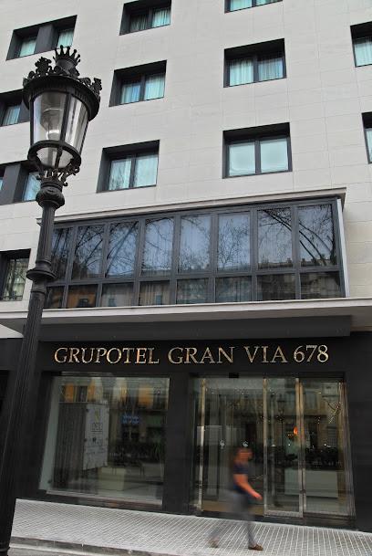 Grupotel Gran Via 678 Hotel Barcelona