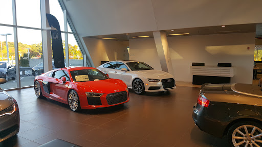 Audi Dealer Audi Shrewsbury Reviews And Photos - Audi dealerships in massachusetts