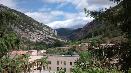 Casa del Parque Montes Obarenes - San Zadornil en Oña