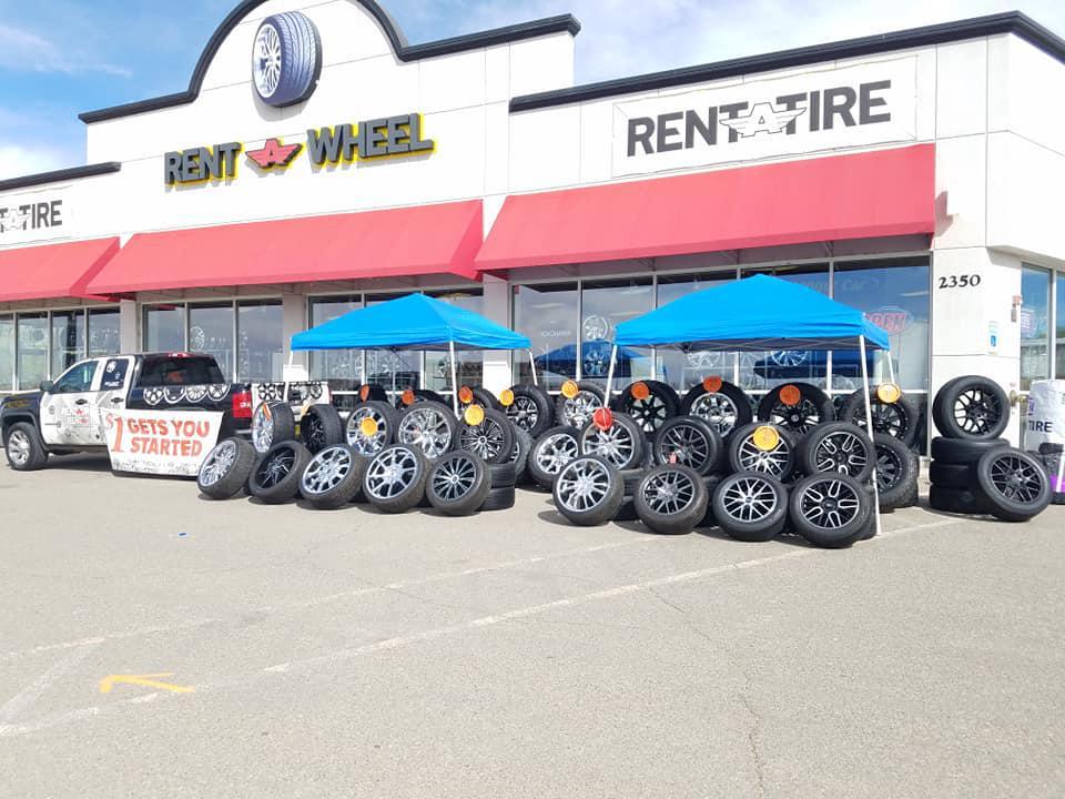 Rent A Wheel Custom Wheels Tires Farmington Nm In The City Farmington