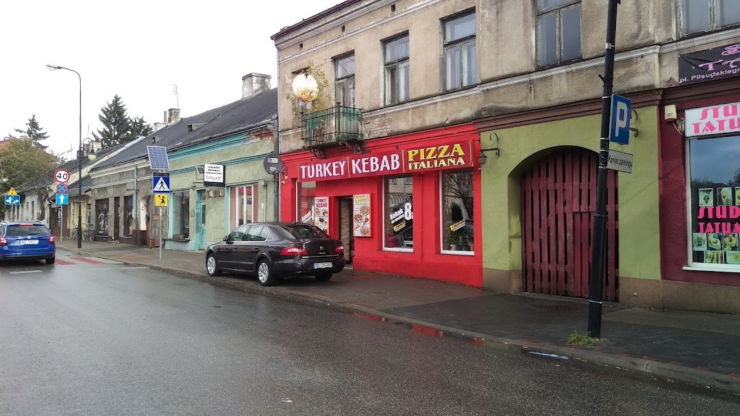 Turkey Kebab & Pizza Italiana