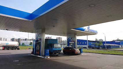 АЗС Газпромнефть АЗС №38