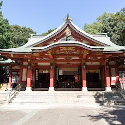 ★★★★☆ · 神社 · 宮坂1丁目26−3