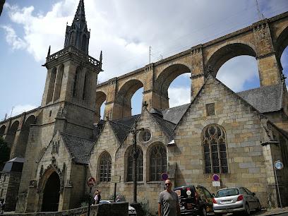Église Saint-Mélaine de Morlaix