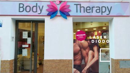 imagen de masajista Body Therapy Almeria