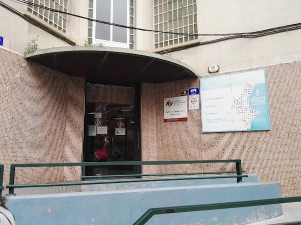 Centro de Especialidades Monteolivete