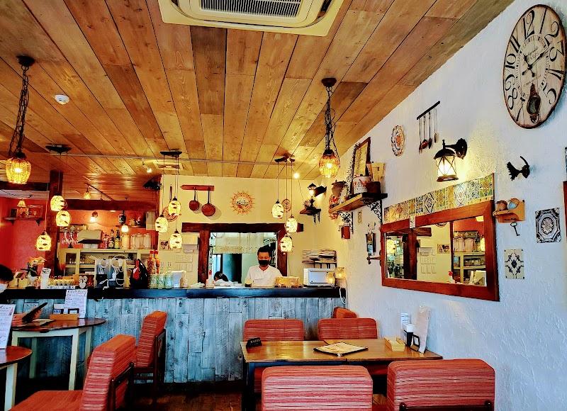 珈琲とハンバーグ専門店 バーグマン 蒲生店