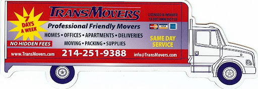 Mover «TransMovers L.L.C.», reviews and photos