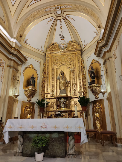 Parroquia de San Fulgencio