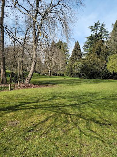 Carl S. English Jr. Botanical Garden in Seattle WA
