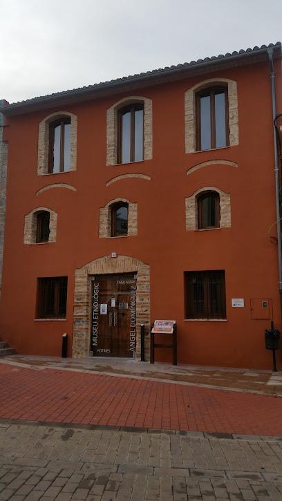 Museu Etnològic Cassoleria Àngel Dominguez