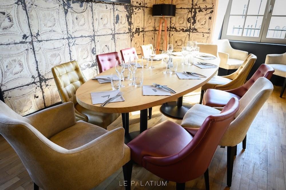 photo du resaurant Le Palatium Laval - Brasserie