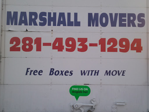 Mover «Marshall Movers», reviews and photos