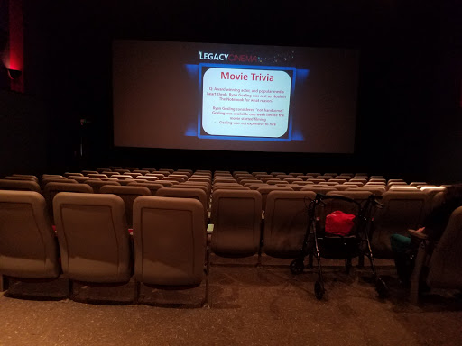 Movie Theater «Legacy Cinema», reviews and photos, 2347 W Main St, Greenfield, IN 46140, USA