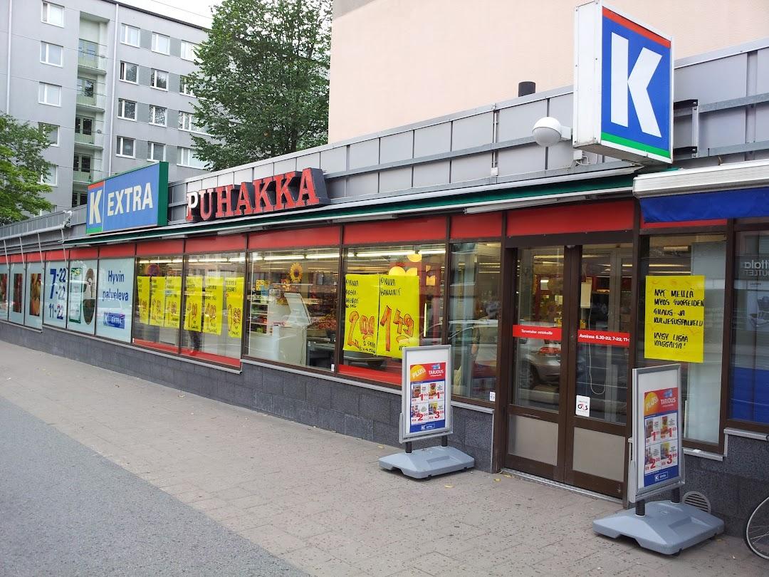 K-Market Puhakka