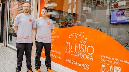 imagen de masajista Tu Fisio en Córdoba