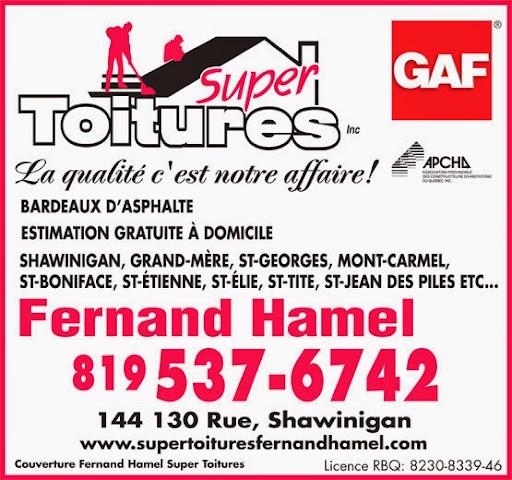 Roofing Toitures Super Fernand Hamel in Shawinigan-Sud (Quebec) | LiveWay