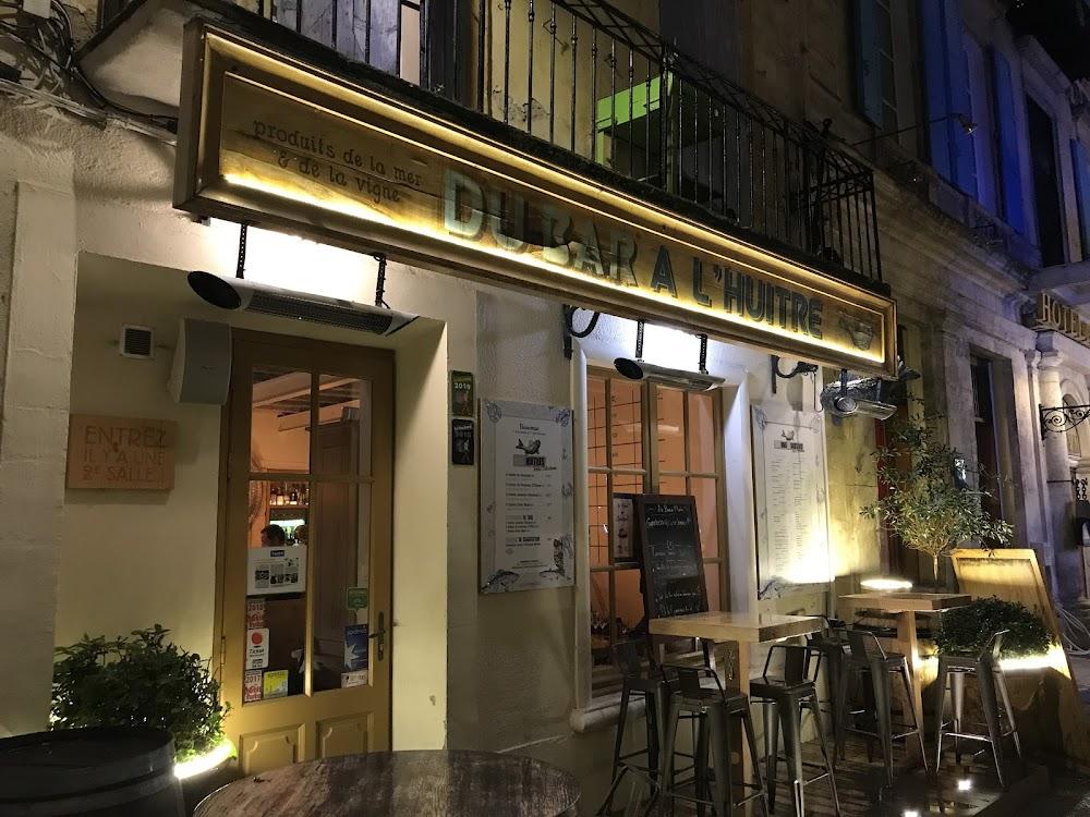 photo du resaurant Du Bar à l'Huître - Restaurant Arles