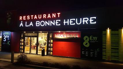 photo du restaurant A La Bonne Heure