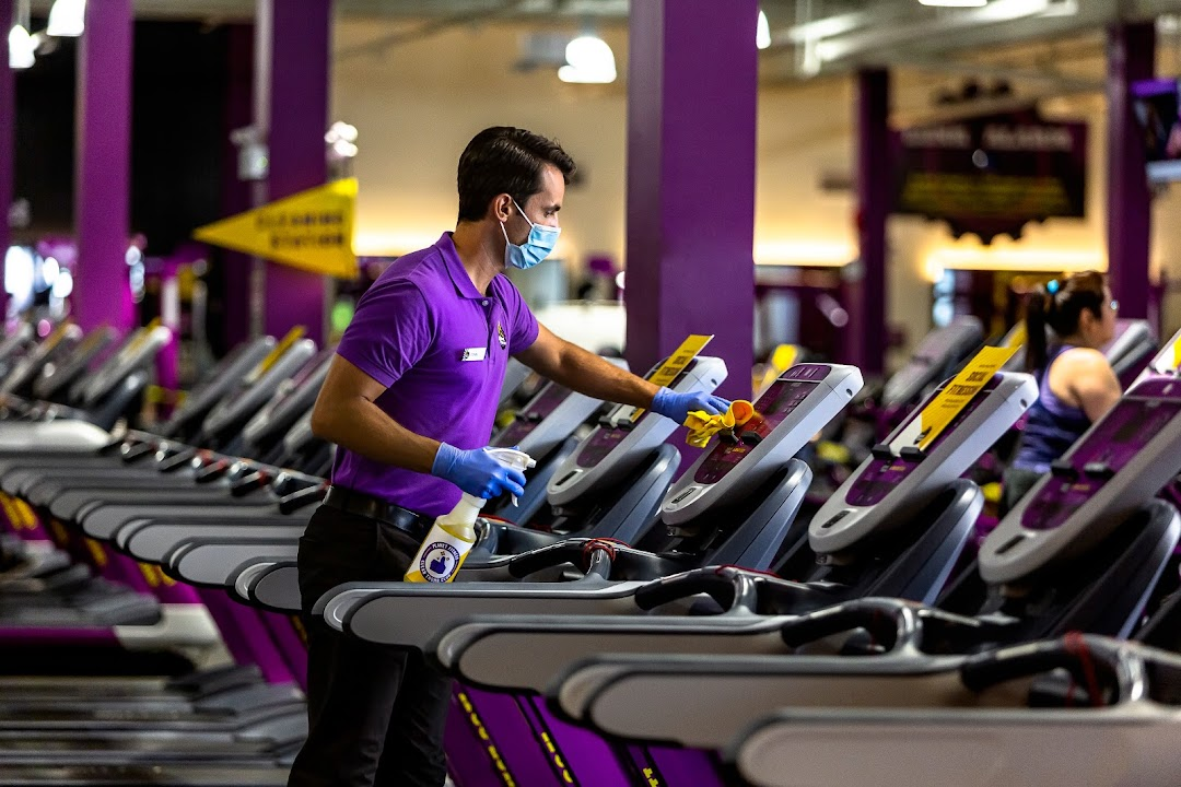 Planet Fitness In The City Chesapeake